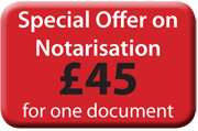cheap notary london